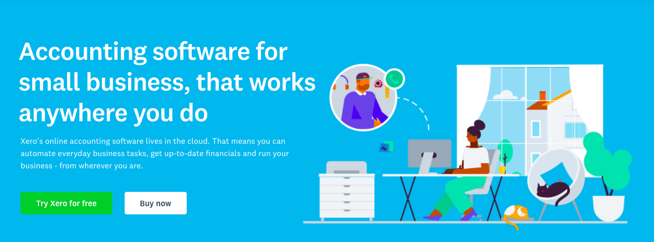Xero: Accounting Software for Small Businesses